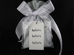 BELIEVE GIFT WRAP Option - Choose to have your item Gift Wrapped!