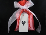 HEART GIFT WRAP Option - Choose to have your item Gift Wrapped!