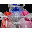 Royal Blue, Red, Hot Pink and Silver Gift Bags