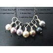 Choose to add a Sterling Silver Wrapped Swarovski Pearl Charm